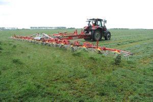 Primeur Van Pinxteren Rosmalen schudt 17 meter breed