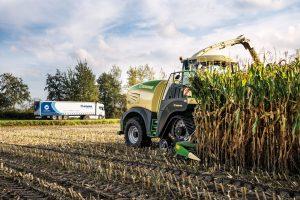 loonwerk activiteiten Mais en loonwerkers