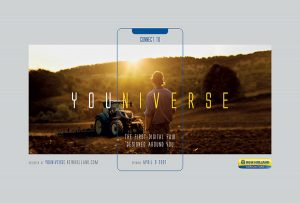 New Holland Agriculture verlengt YOUNIVERSE digitale beurs