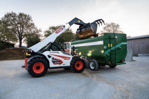 Bobcat stelt nieuwe generatie verreikers voor landbouw voor