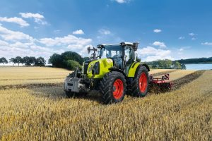 Nieuw uitrustingspakket voor CLAAS ARION 400 topmodellen