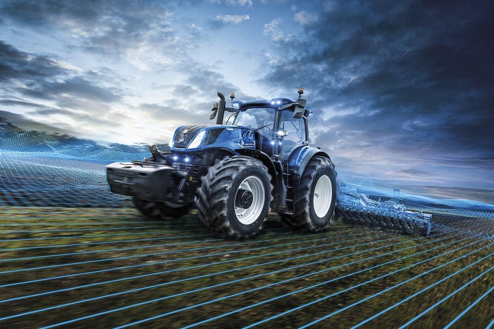 New Holland introduceert nieuwe T7 Heavy Duty